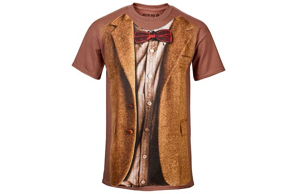 11th Doctor Costume T-Shirt