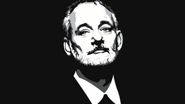 Bill Murray Portrait T-Shirt