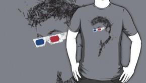 3D Tenth T-Shirt