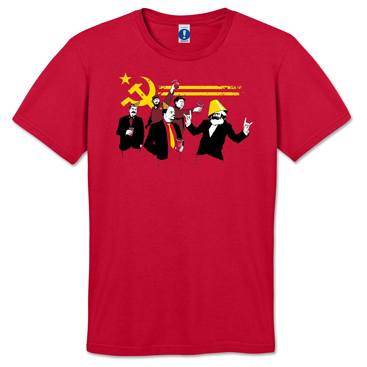 the communist party ts-hirt