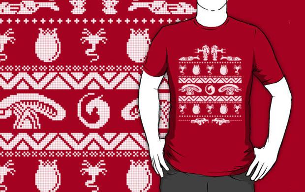 A Christmas Bug Hunt Sweater T-Shirt