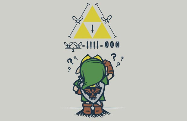 A Link to the Math T-Shirt