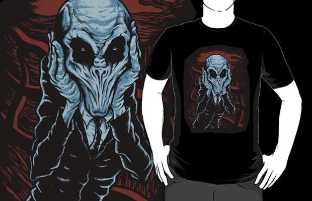 A Scream of Silence T-Shirt