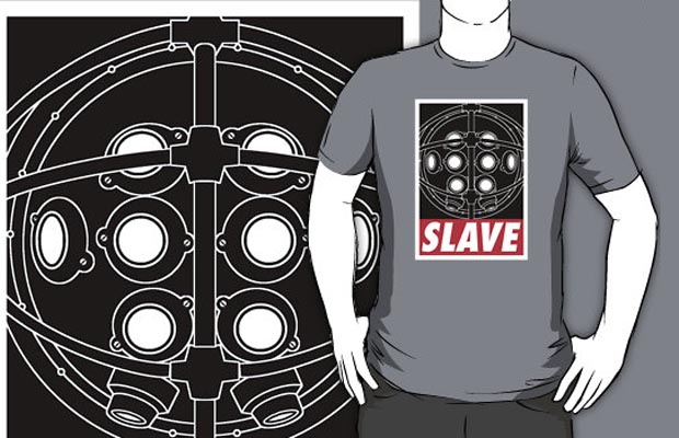 A Slave Obeys T-Shirt