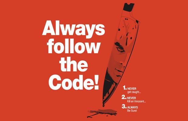 Always Follow The Code T-Shirt
