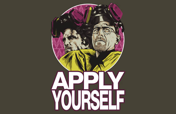 Apply Youself T-Shirt