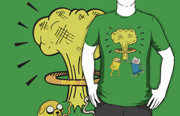 Atomic High Five T-Shirt