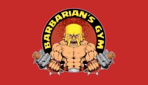 Barbarians Gym T-Shirt
