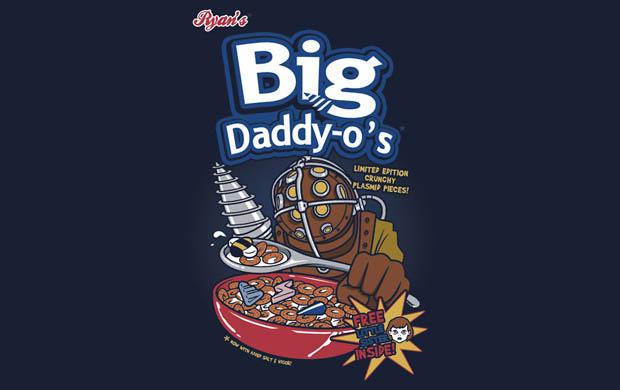 Big Daddy Os T-Shirt