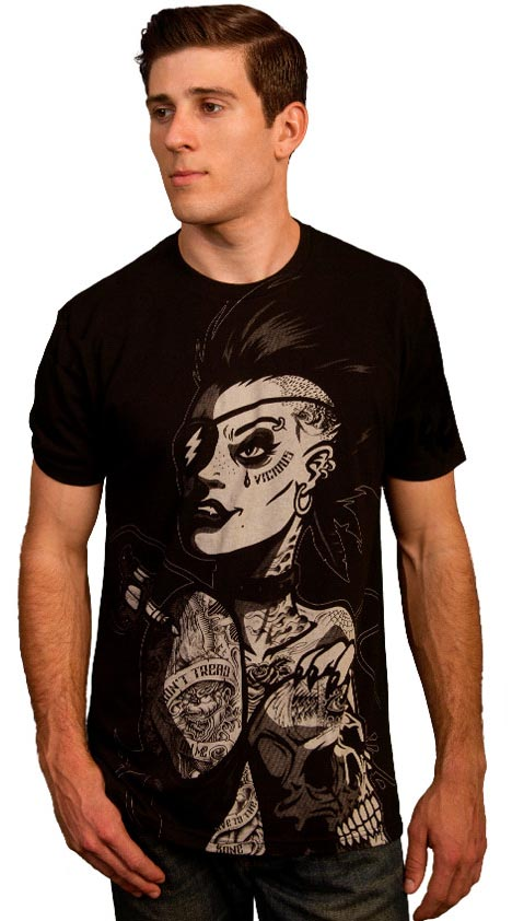Black Romance ver 2 T-Shirt