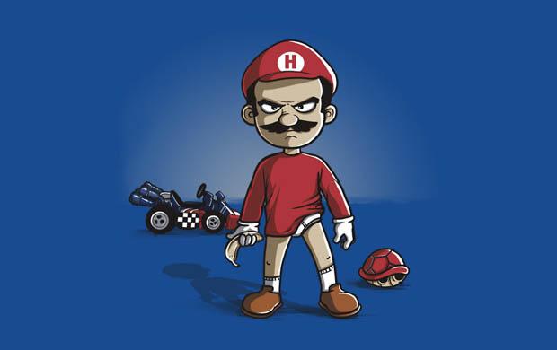 Breaking Kart T-Shirt