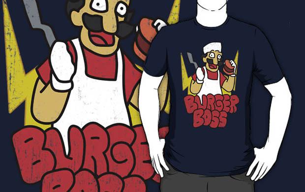 Burger Boss T-Shirt