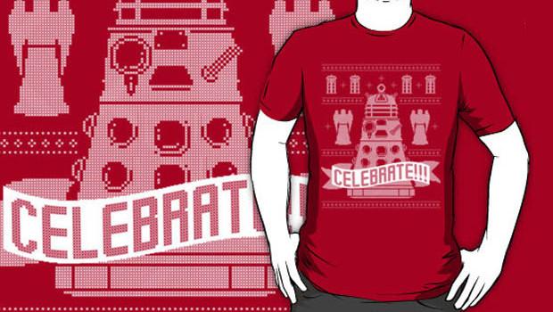 CELEBRATE!!! Sweater T-Shirt