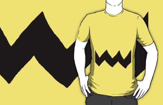 Charlie Brown Costume T-Shirt