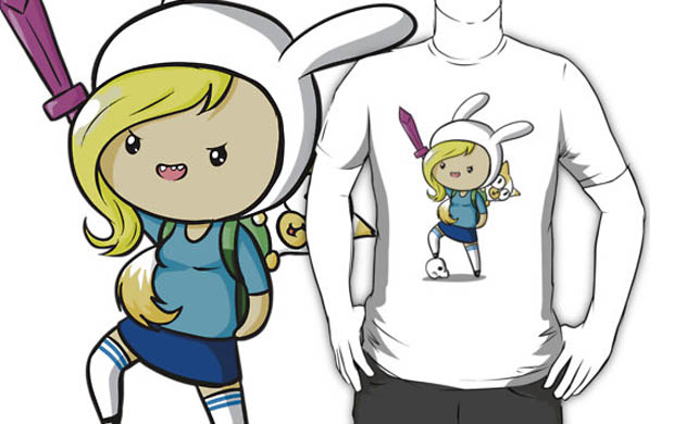 Chibi Fionna T-Shirt