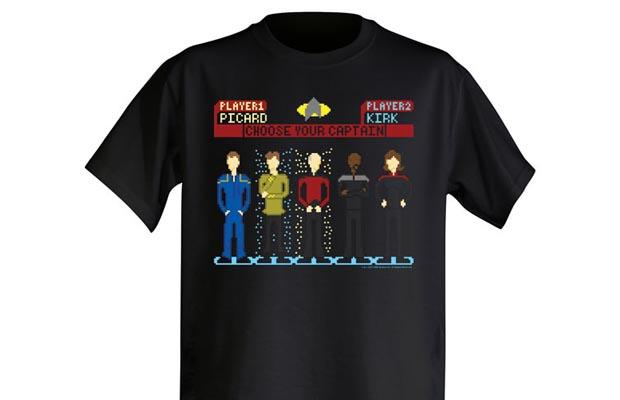 Choose Your Captain T-Shirt