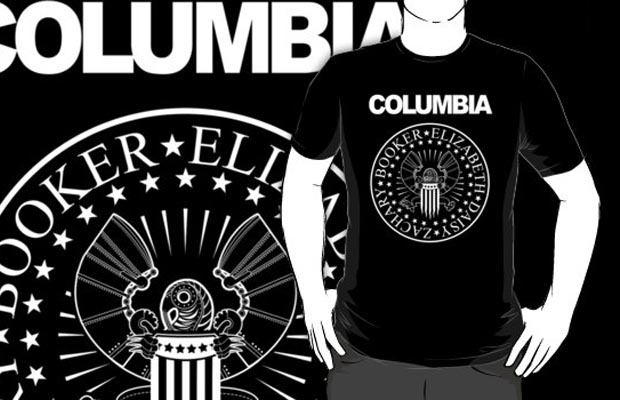 Columbian Blitzkrieg T-Shirt