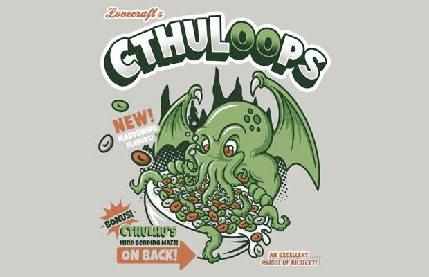 Cthuloops T-Shirt