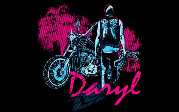 Daryl Drive T-Shirt