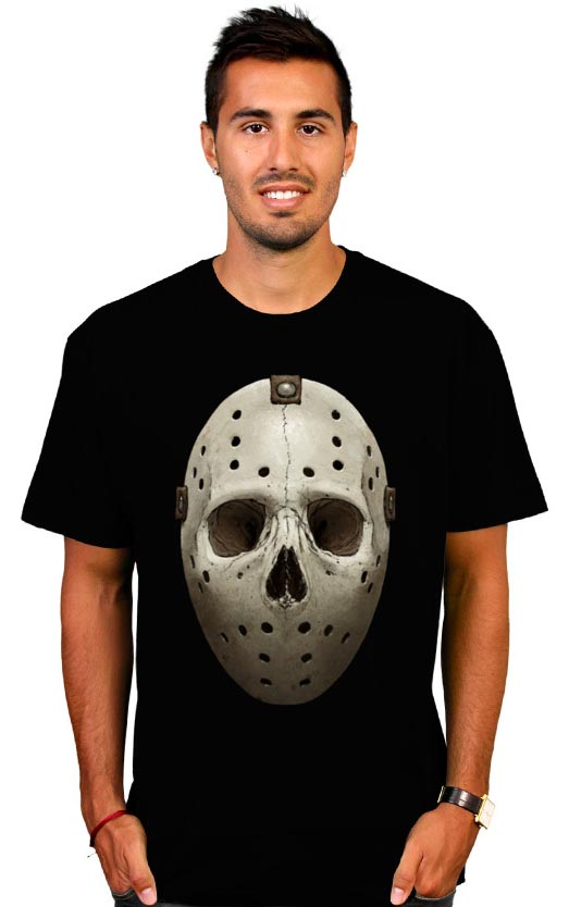 Deadly Mask Tee