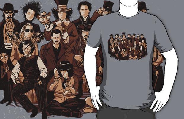 Depp Perception T-Shirt