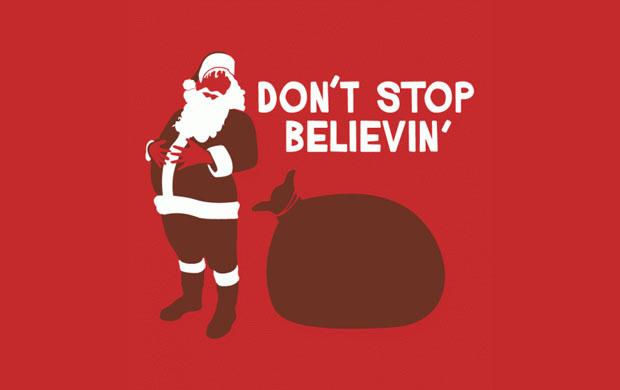 Dont Stop Believin T-Shirt