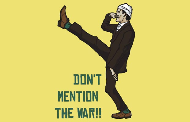 Dont mention the war T-Shirt