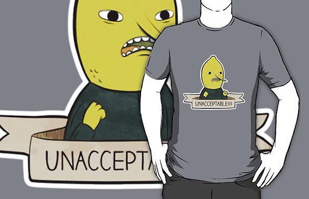 Earl of Lemongrab T-Shirt