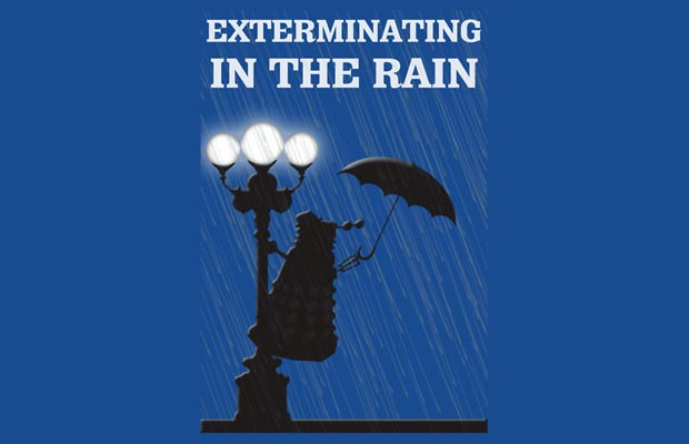 Exterminating in the Rain T-Shirt