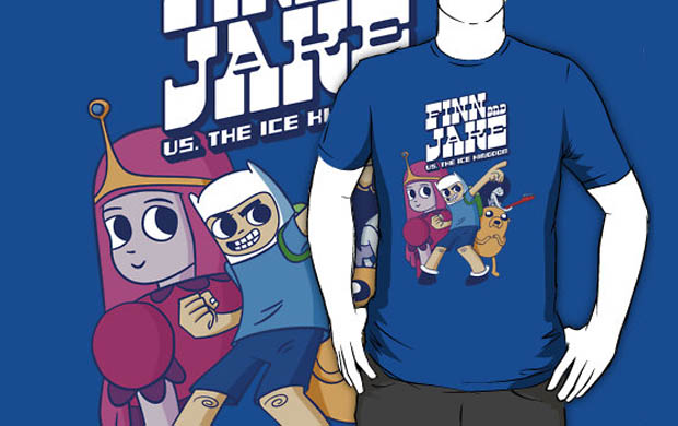 F&J vs The Ice Kingdom T-Shirt