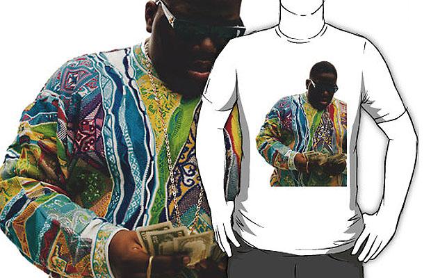 Fuck Bitches, Get Money Biggie Smalls Notorious BIG T-Shirt