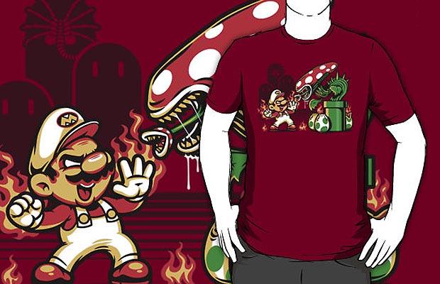 Game Over Man, Gamer Over T-Shirt