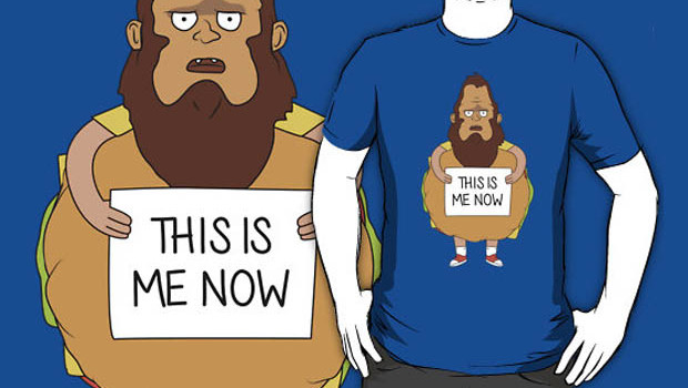 Gene This Is Me Now T-Shirt