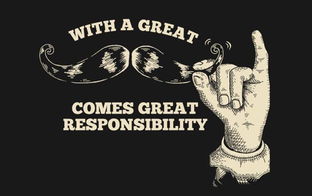 Great Mustache T-Shirt