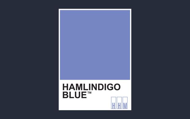 Hamlindigo Blue T-Shirt