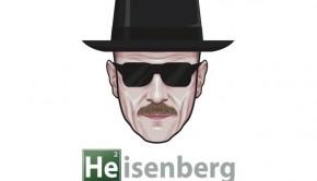 He Heisenberg T-Shirt