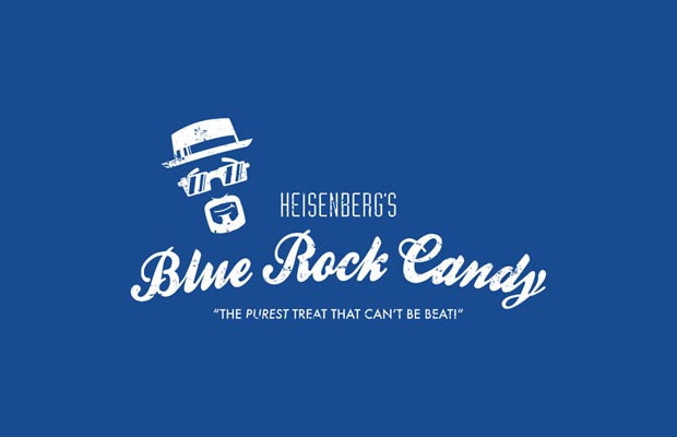 Heisenbergs Blue Rock Candy T-Shirt