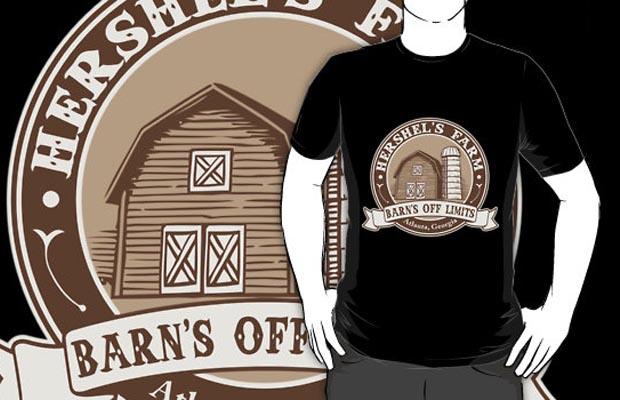 Hershels Farm T-Shirt