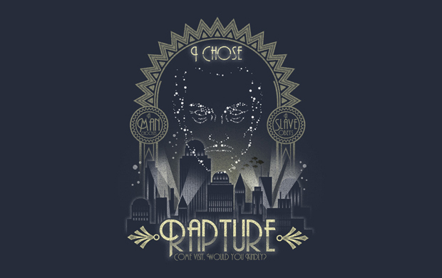 I Choose Rapture T-Shirt