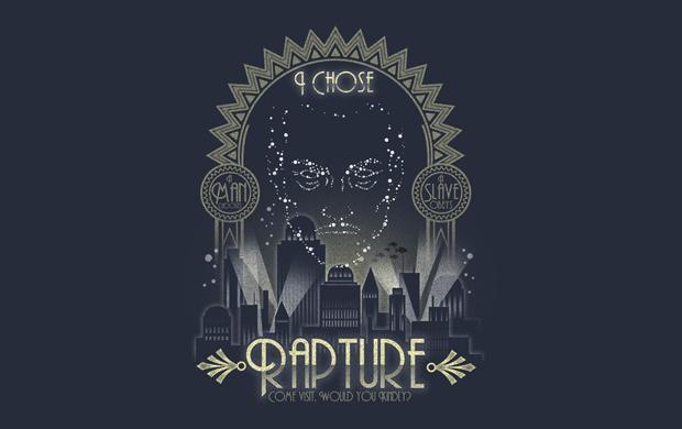 I Choose Rapture T-Shirt
