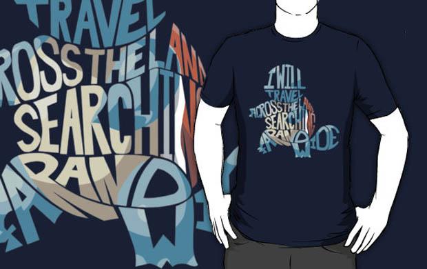 I will travel T-Shirt