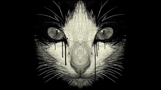 Inked Cat T-Shirt