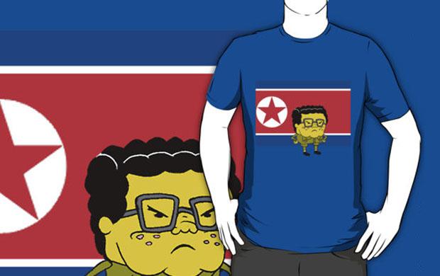 Kim Jong Il Pants T-Shirt