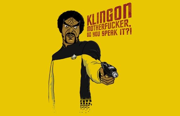 Klingon Motherfucker T-Shirt
