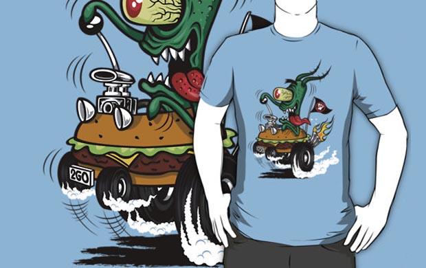 Kustom Krabby T-Shirt