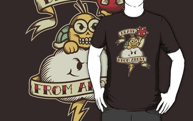 Lakitattu T-Shirt