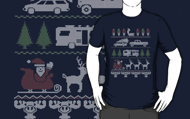 Griswold Xmas Sweater