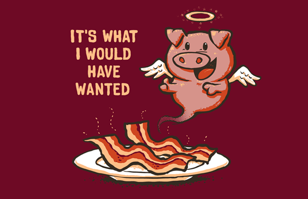 Lucky Pig T-Shirt