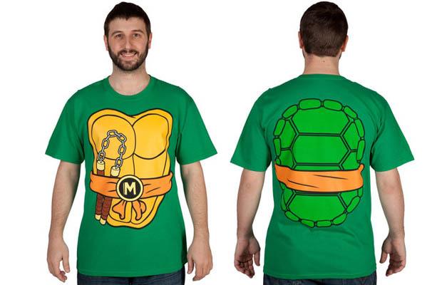 Michaelangelo  Costume T-Shirt