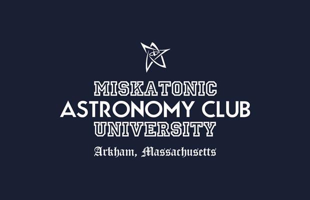 Miskatonic Uni T-Shirt